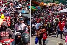 Bima Arya Pusing Tujuh Keliling Lihat Warganya Berkerumun Santai di Pasar Jelang Lebaran - JPNN.com