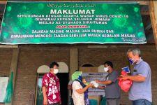 Bang Martin Manurung Kirim Sembako untuk Warga Muslim di Danau Toba - JPNN.com