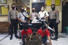 Polisi Lalu Lintas Dianiaya Dua Pemuda, Brigadir Givo Alami Lebam - JPNN.com