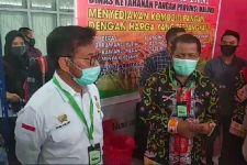 Kunjungi Pasar Mitra Tani Maluku, Mentan SYL Jamin Pasokan Pangan Aman - JPNN.com
