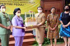 Yayasan Batik Indonesia Sumbang 20 Ribu Masker Kain - JPNN.com