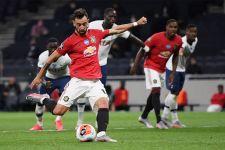 Bruno Fernandes jadi Penyelamat Nasib MU di Kandang Tottenham - JPNN.com