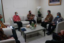 Demi Infrastruktur Riau, Syamsuar Datangi Kementerian PUPR - JPNN.com