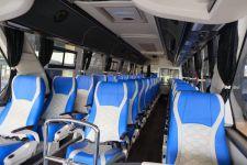 Laksana Rancang Bus Berkonsep Physical Distancing, Sebegini Harganya - JPNN.com