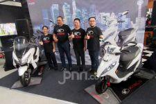 Kymco dan Grab Siap Hadirkan Skutik Listrik untuk Transportasi di Indonesia - JPNN.com