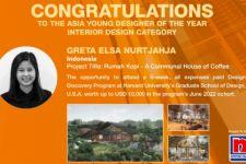 Desainer Muda Indonesia jadi Pemenang Asia Young Designer Awards 2020 - JPNN.com