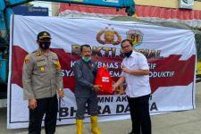 Alumni Akpol 91 Bawa 1.000 Paket Sembako untuk Korban Banjir Bandang Luwu Utara - JPNN.com