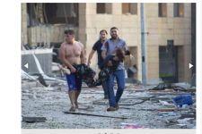 Ada WNI yang Terluka saat Ledakan di Beirut - JPNN.com