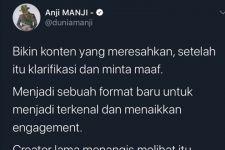 Apakah Anji Ingat Pernah Bikin Twit Seperti Ini? - JPNN.com