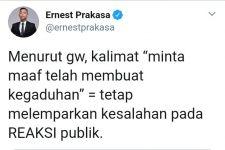 Ernest Prakasa Soroti Permintaan Maaf Anji, Begini Katanya - JPNN.com