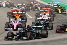 F1 Inggris: Uji Coba Sesi Sprint Race untuk Pertama Kali - JPNN.com