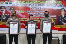 Selamat, Tiga Perwira Polisi Berprestasi di Polres Tulungagung Raih Penghargaan Lemkapi - JPNN.com