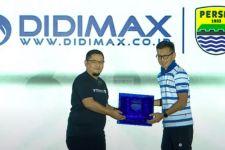 Didimax Berjangka Kembali Jadi Sponsor Persib Bandung di BRI Liga 1 2021 - JPNN.com