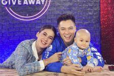 Paula Hamil Anak Kedua, Baim Wong Ekstra Proteksi - JPNN.com