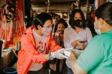 PSI Bagikan Ratusan Paket Makanan Siap Saji di Jakarta Pusat - JPNN.com