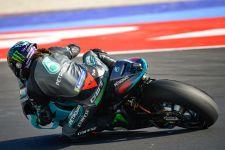 Sempat Jatuh, Morbidelli Mengamuk di FP2 MotoGP Catalunya - JPNN.com