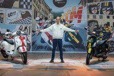 Vespa Sprint 150 dan Vespa GTS 300 HPE Racing Sixties Dirilis, Sebegini Harganya - JPNN.com