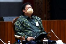 Istana Tidak Tahu Menahu Soal Airlangga Hartarto yang Pernah Positif Covid-19 - JPNN.com