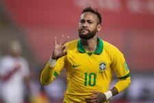 Dikritik soal Berat Badan, Neymar Malah Minta Jersei Ukuran M - JPNN.com