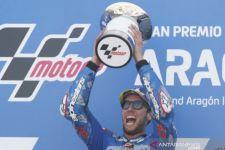 Klasemen MotoGP Aragon: Joan Mir Geser Quartararo dari Posisi Puncak - JPNN.com