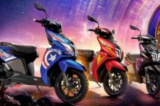 TVS Hadirkan Skutik Avengers Super Squad, Keren, Sebegini Harganya - JPNN.com