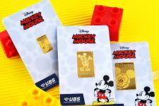 UBS Gold Luncurkan Logam Mulia Edisi Disney - JPNN.com