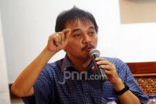 Heboh Foto Gunung Gede Pangrango Terlihat dari Kemayoran, Roy Suryo Bilang Begini - JPNN.com