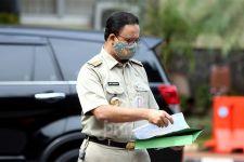 Soal Ketersediaan Lahan Pemakaman Jenazah Covid-19 di DKI, Begini Penjelasan Anies - JPNN.com