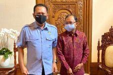 Terima Dukungan Gubernur Koster Maju Caketum IMI, Bamsoet Dorong Pembangunan Sirkuit F1 di Bali - JPNN.com
