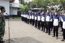 Dikawal Polisi Militer, 270 Calon Bintara TNI AL Diberangkatkan dari Surabaya Menuju Malang, Ada Apa? - JPNN.com