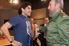 Hubungan Mendalam Maradona-Castro, Hingga Tanggal dan Bulan Meninggalnya Pun Sama - JPNN.com