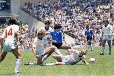 Maradona Tak Pernah Minta Maaf Atas Gol