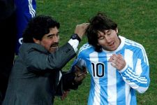 Messi dan Maradona, Siapa Paling Hebat? - JPNN.com