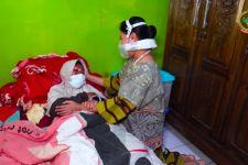 Bikin Terharu, Istri Jenderal Andika Menemui Istri Tentara Penyintas Kanker Payudara - JPNN.com