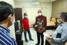 Ganjar Memastikan Asrama Haji Donohudan sudah Siap Menerima OTG Covid-19 - JPNN.com