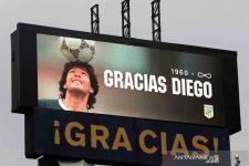 Wajah Maradona Bakal Terpampang di Uang Kertas Argentina? - JPNN.com
