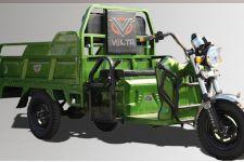 Volta Kenalkan Sepeda Motor Listrik Roda 3, Sebegini Harganya - JPNN.com