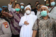 Reaksi Habib Rizieq soal Tersangka Teroris Mengaku FPI dan Dibaiat di Hadapan Munarman - JPNN.com