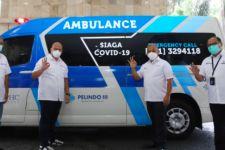 Bantu Penanganan Covid-19, Pelindo III Sumbang Mobil Ambulans ke RS PHC - JPNN.com
