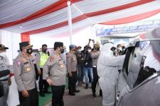 276 Pemudik yang Balik ke Jakarta Reaktif Covid-19 - JPNN.com