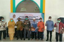 Nevi Zuairina Serahkan Ambulans di Empat Kabupaten dan Kota Wilayah Sumbar - JPNN.com