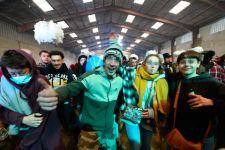 2.500 Orang Ikut Pesta Tahun Baru Ilegal di Dalam Gudang, Selamat Datang Kembali Covid-19! - JPNN.com