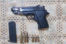 Tasrap Ditangkap, Polisi Amankan Senjata Api Buatan Luar Negeri dari Rumahnya - JPNN.com