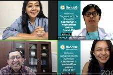 Survei SehatQ: 88 Persen Warga Indonesia Bersedia Divaksin Covid-19 - JPNN.com