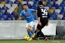Napoli Hancurkan Spezia Demi Lolos ke Perempat Final Coppa Italia - JPNN.com