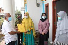 Rahmat Effendi Datangi Rumah Kapten Didik Gunawan, Bawa 2 Lembar Kertas - JPNN.com