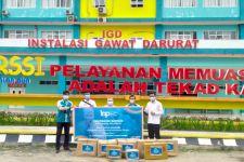 Lima Rumah Sakit di Kalimantan dapat Sumbangan APD dari Topindopay - JPNN.com