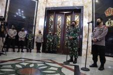 Pertemuan Pertama dengan Panglima TNI, Begini Pernyataan Kapolri Listyo Sigit - JPNN.com