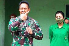 Jenderal Andika: Angkatan Darat Juga Bangga, Pengabdian Ini akan Dikenang Selamanya - JPNN.com