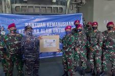 TNI AL Kembali Distribusikan Bantuan Kepada Warga Korban Gempa di Mamuju - JPNN.com